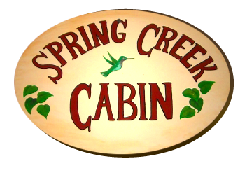 Welcome to Spring Creek Cabin